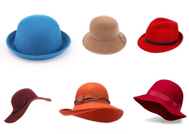 Čiapka, čiapky, čiapočky a ešte lepšie, klobúk ! ! !_Katharine-fashion is beautiful_Trendové klobúky