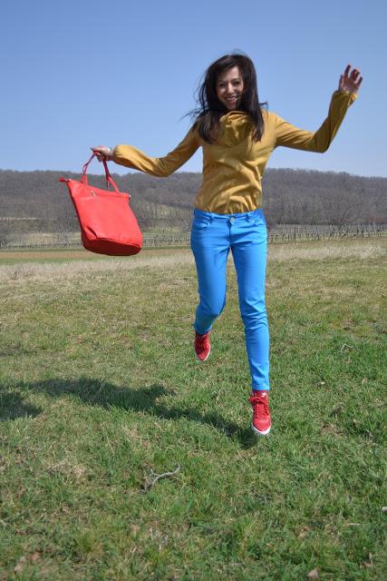 Na výlete Katharine-fashion is beautiful