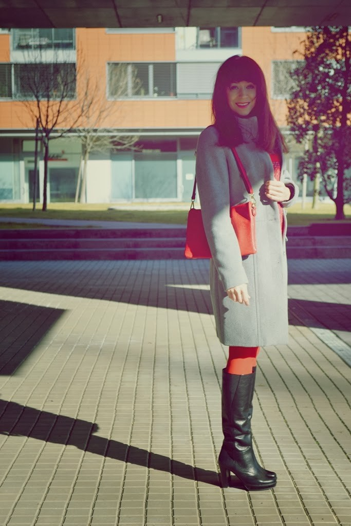 Sunday´s short greeting Katharine-fashion is beautiful