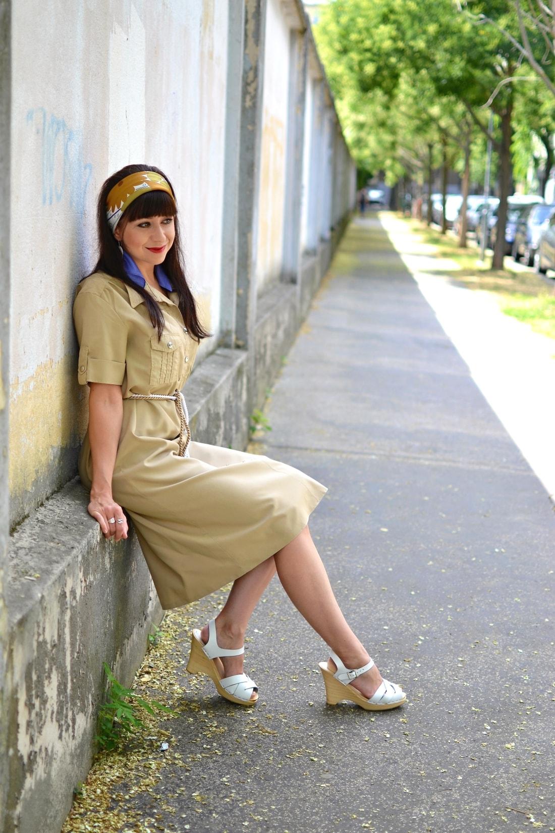 Sandgrens clogs Katharine fashion is beautiful blog 1