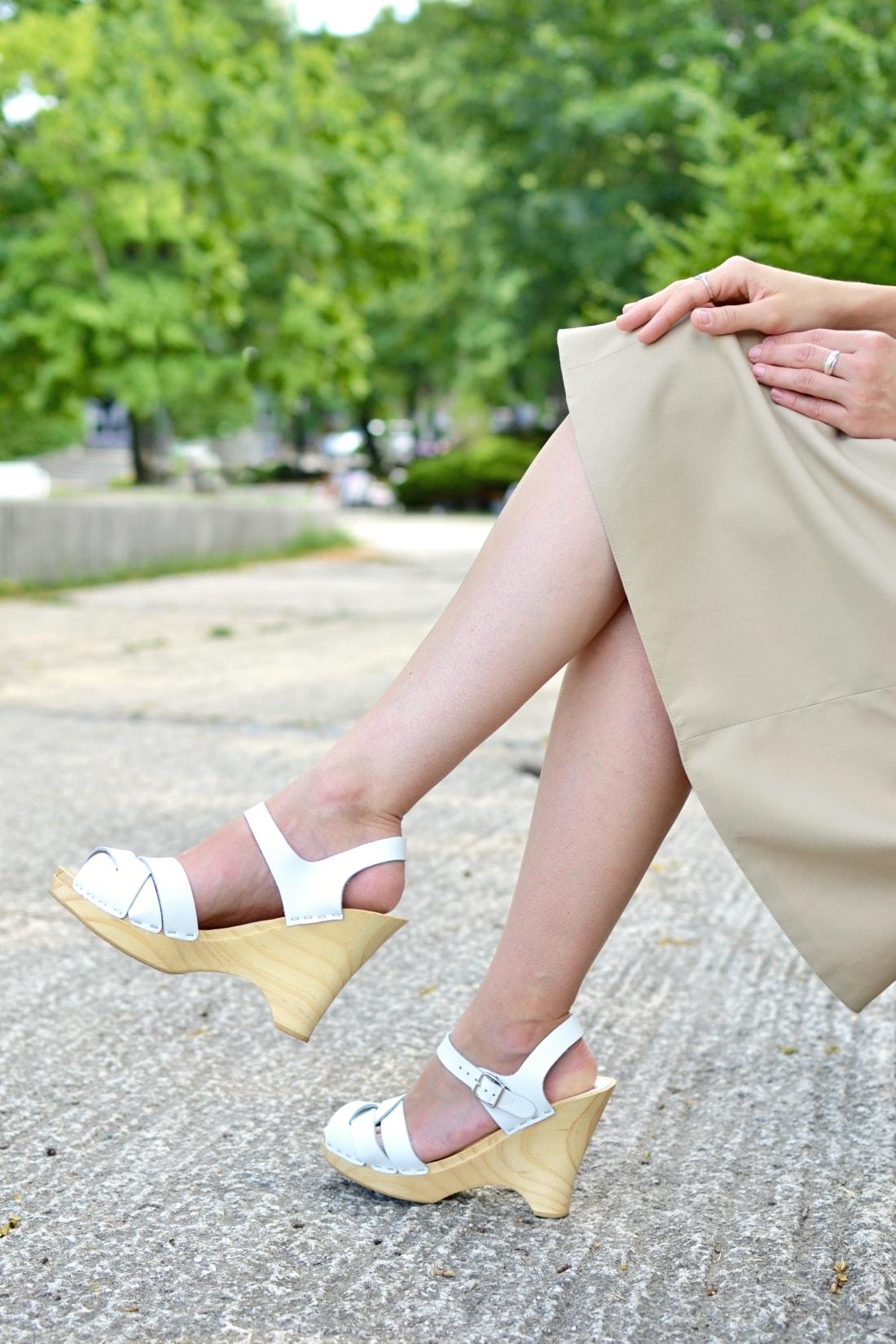 Sandgrens clogs Katharine fashion is beautiful blog 11