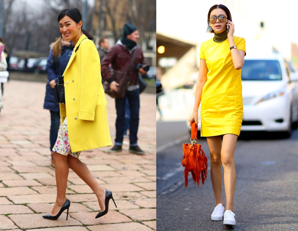 Žltá farba je must have_Katharine-fashion is beautiful_Žltý kostým_Katarína Jakubčová_Fashion blogger