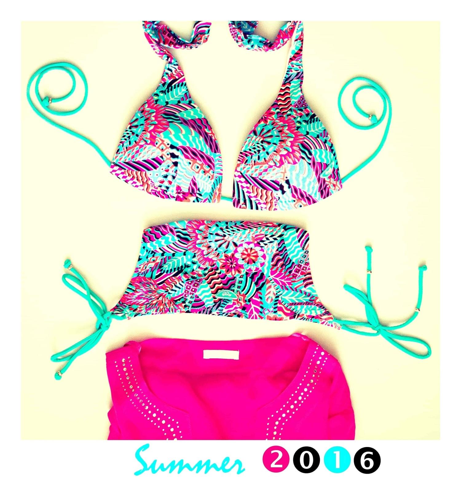 Plavky na leto_Katharine-fashion is beautiful blog_Pestrofarebné plavky_Swimmwear_Katarína Jakubčová_Fashion blogger