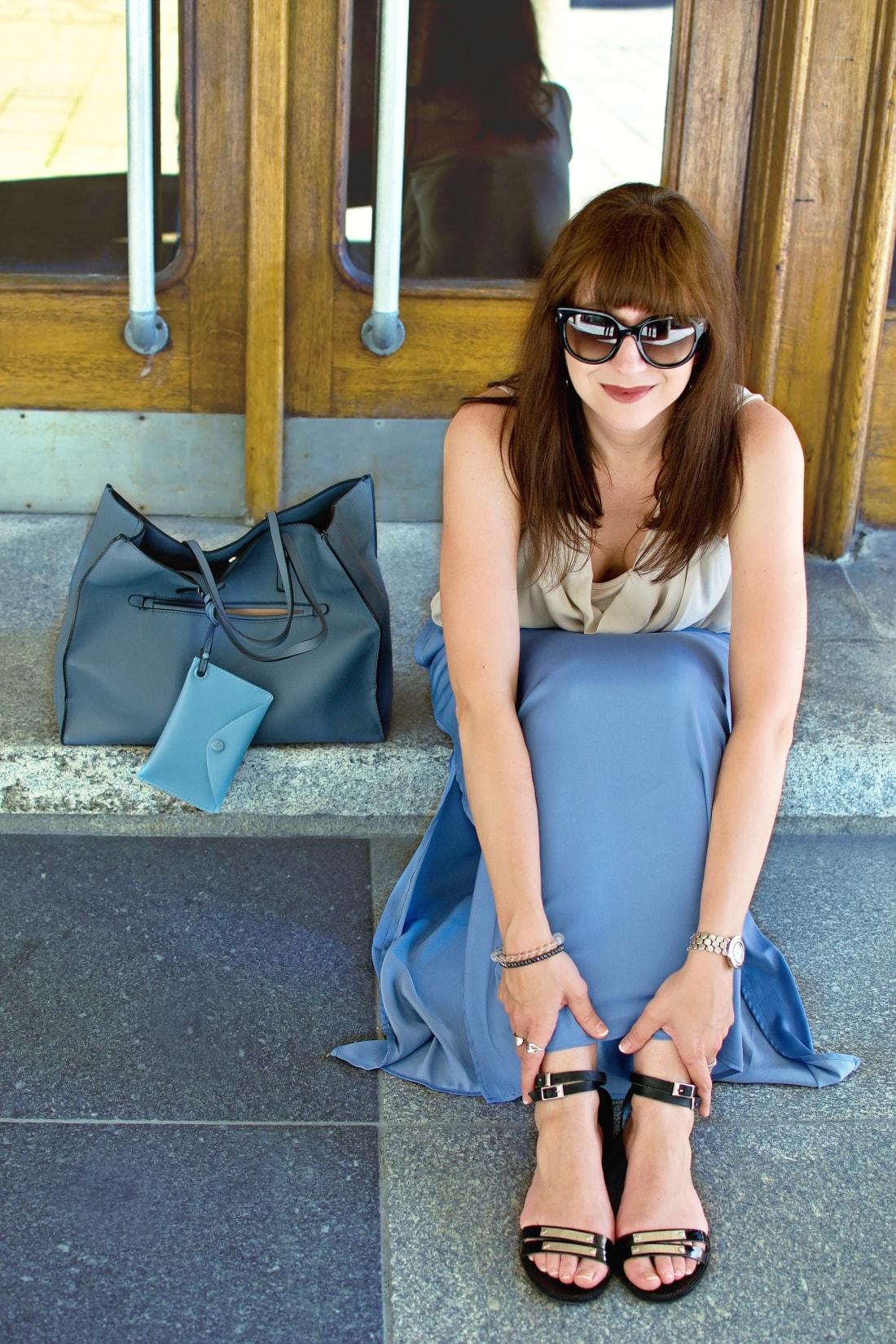 Maxi_Katharine-fashion is beautiful blog 4_modrá sukňa_Katarína Jakubčová