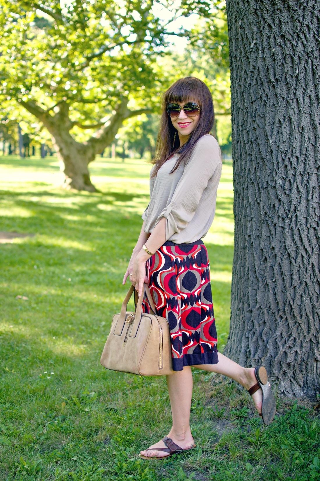 Translate posts_Katharine-fashion is beautiful blog 4_Vzorovaná sukňa_Katarína Jakubčová