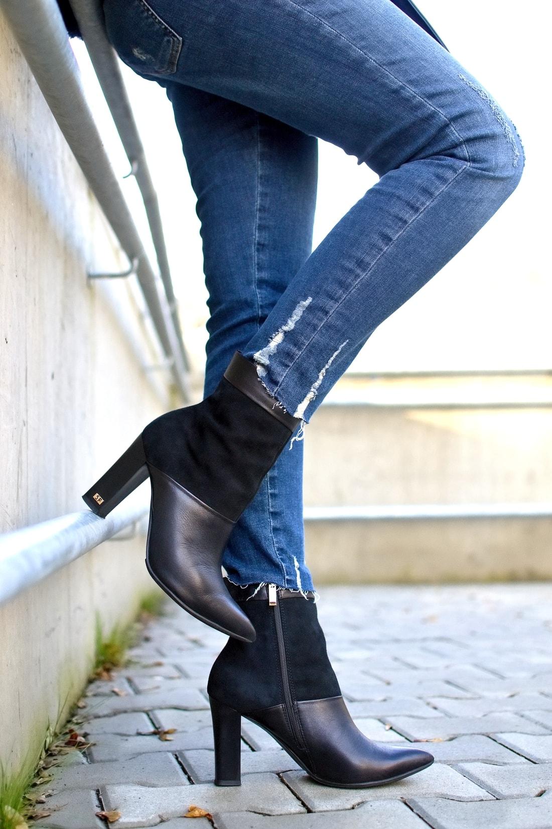 IRRESISTIBLE ME_Katharine-fashion is beautiful_blog 10_hair extension_irresistible me_beauty_Modrá kožušinová vesta_Katarína Jakubčová_Fashion blogger