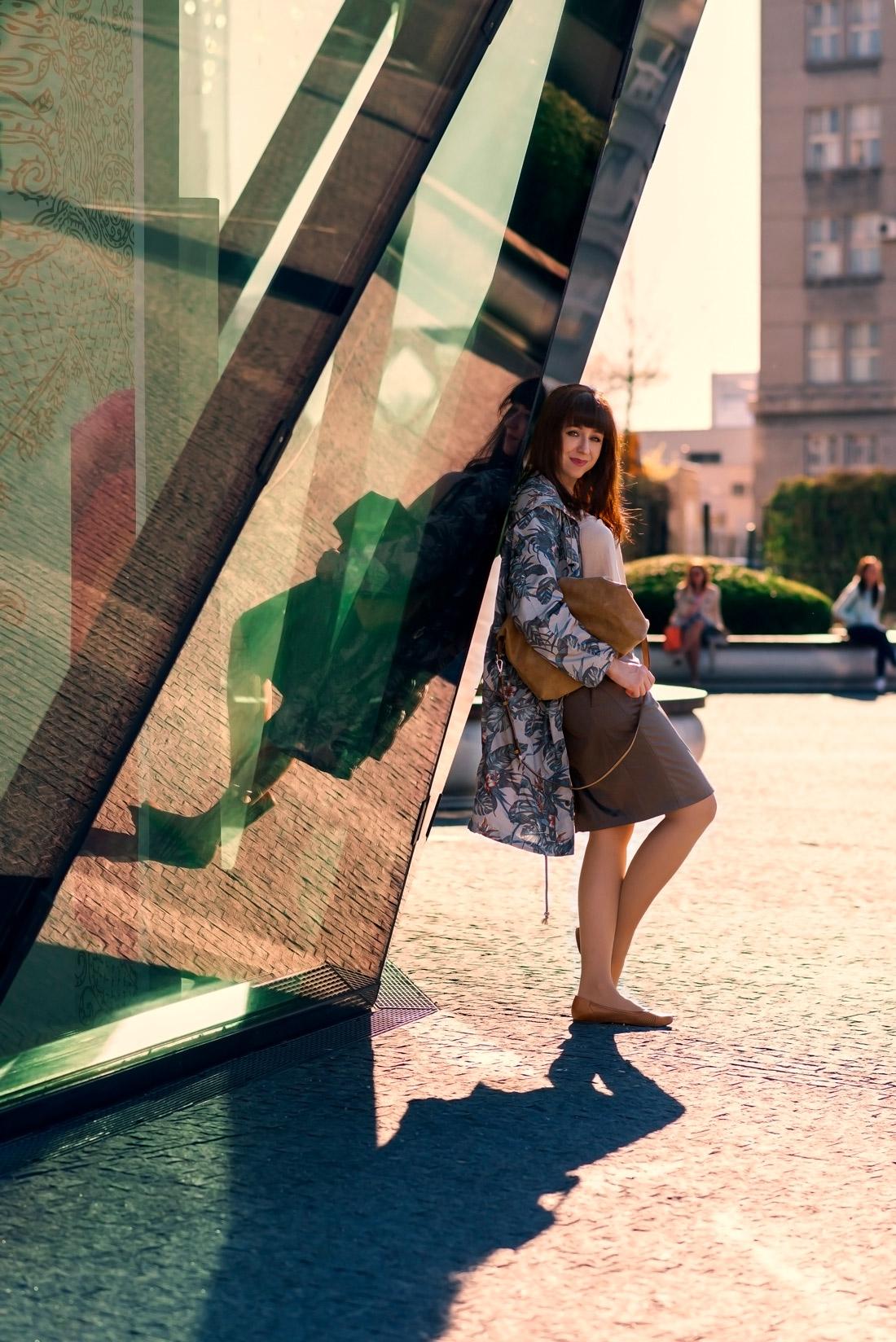 Parka s potlačou_Katharine-fashion is beautiful_Blog 2_Parka Bonprix_Listová potlač_Katarína Jakubčová_Fashion blogger