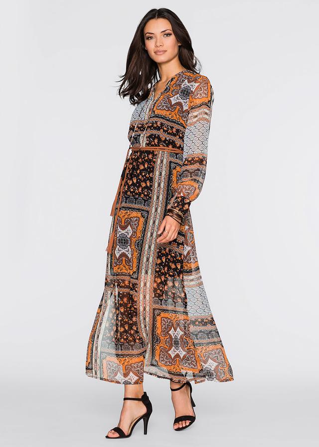 IDEÁLNE ŠATY NA JAR_Katharine-fashion is beautiful_Blog 6_Maxi šaty Bonprix_Dlhé saty na jar_Katarína Jakubčová_Fashion blogger