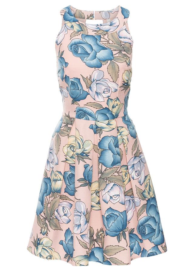 IDEÁLNE ŠATY NA JAR_Katharine-fashion is beautiful_Blog 14_Šaty Bonprix_Šaty na jar_Katarína Jakubčová_Fashion blogger