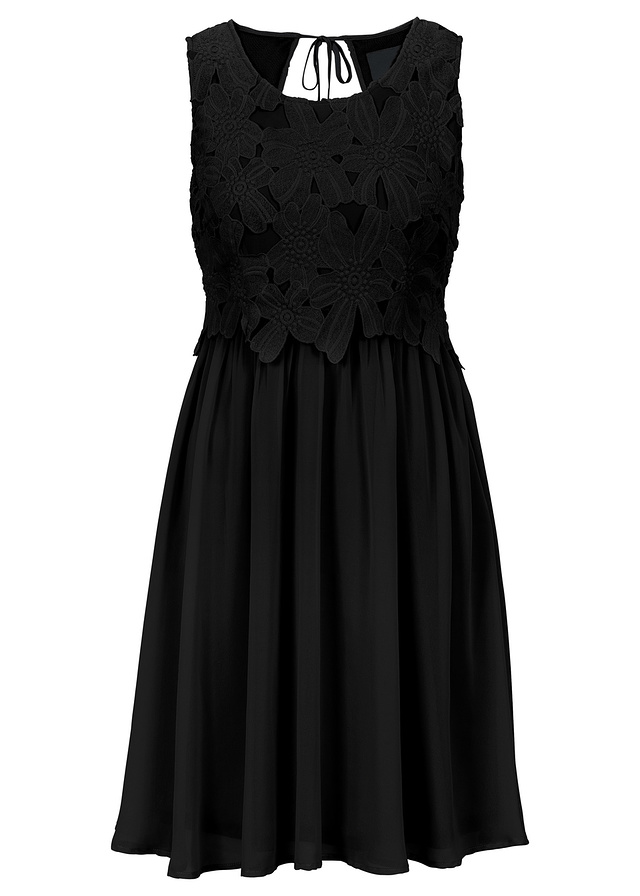IDEÁLNE ŠATY NA JAR_Katharine-fashion is beautiful_Blog 11_Malé čierne šaty Bonprix_Mini šaty na jar_Katarína Jakubčová_Fashion blogger