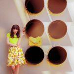 SUKŃA NA LETO OD MARGIFASHION_Katharine-fashion is beautiful_blog 11_Sukňa zelené kvety_Zlaté šľapky Sagan_Katarína Jakubčová_Fashion blogger