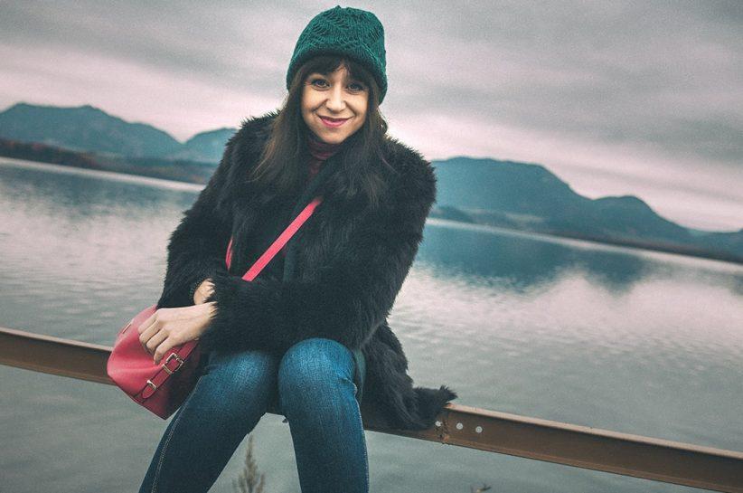 1 VEC, KTORÚ URČITE MUSÍTE MAŤ ZO ZIMNÉHO VÝPREDAJA_Katharine-fashion is beautiful_blog 1_Kožušinová bunda_Kabelka Nucelle od JEJ_Katarína Jakubčová_Fashion blogerka