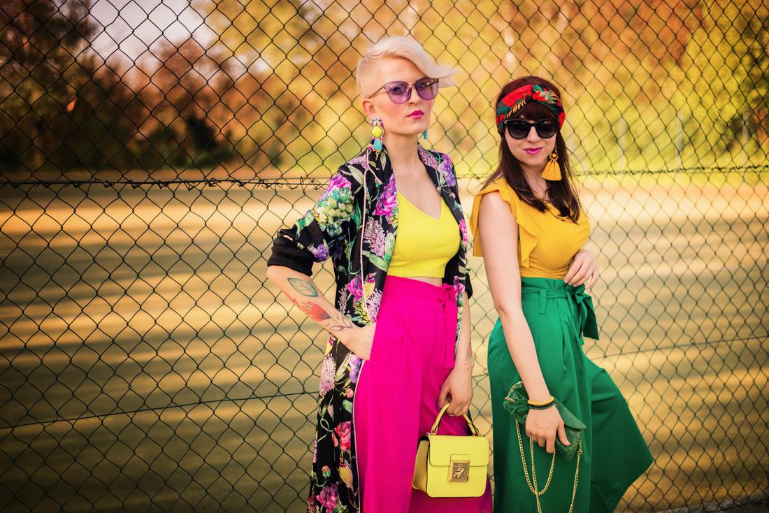 POROVNÁVANIE JE ZLODEJ RADOSTI_Katharine-fashion is beautiful_blog 2_Kvetinový vzor_Floral print_Zara_Katarína Jakubčová_Fashion blogerka