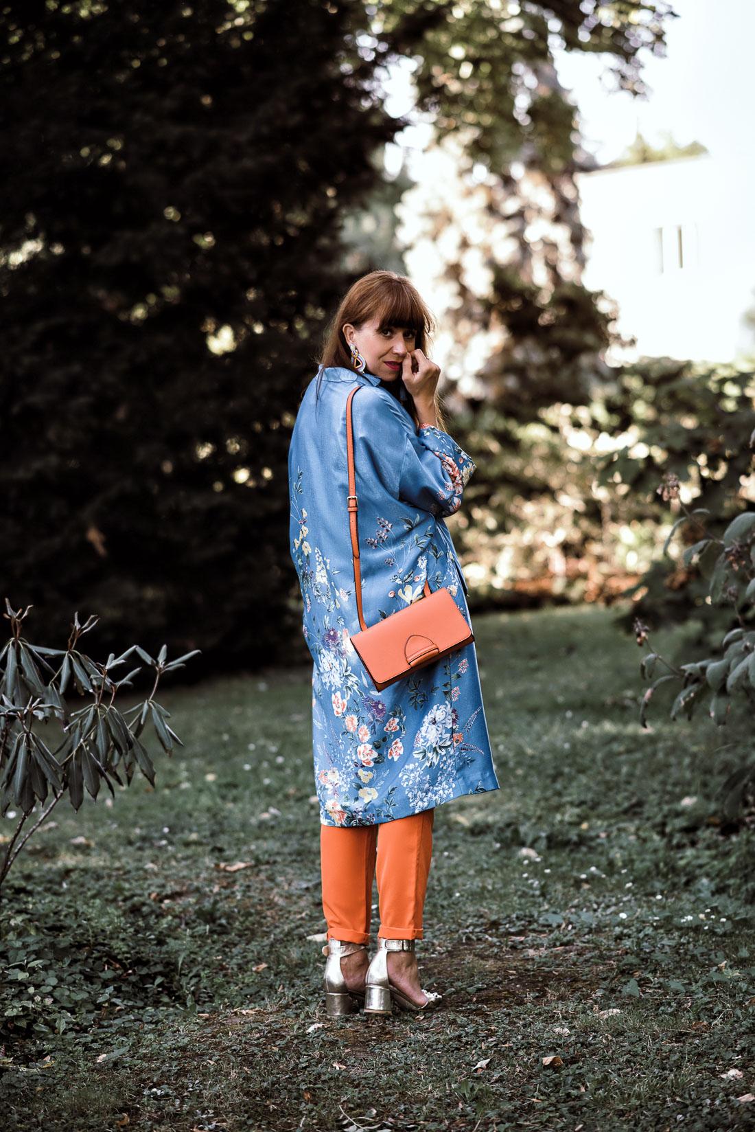 NOVÝ BYT, NOVÉ MOŽNOSTI_Katharine-fashion is beautiful_blog 12_Náušnice Bazu_Kvetinové kimono ZARA_Katarína Jakubčová_fashion blogerka